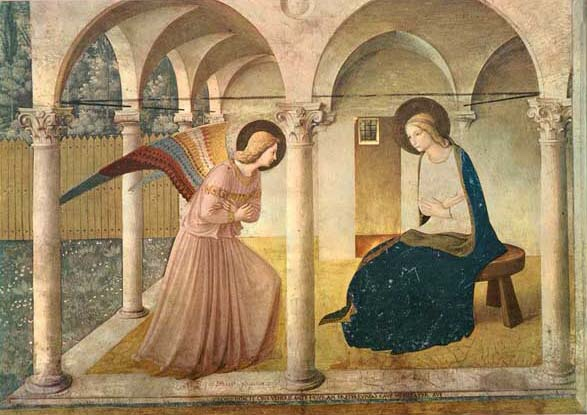 Fra Angelico, Florence ITALY